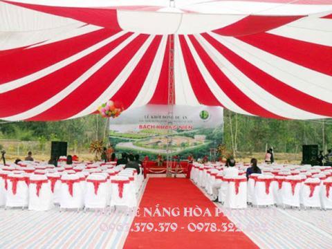 Cung Cấp Dù Che Sự Kiện, Dù Che Nắng Sân Trường Loại Lớn tại KIÊN GIANG - TP PHÚ QUỐC